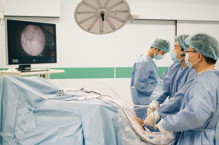 Phẫu thuật nội soi khớp gối tại Bệnh viện Quốc tế Becamex