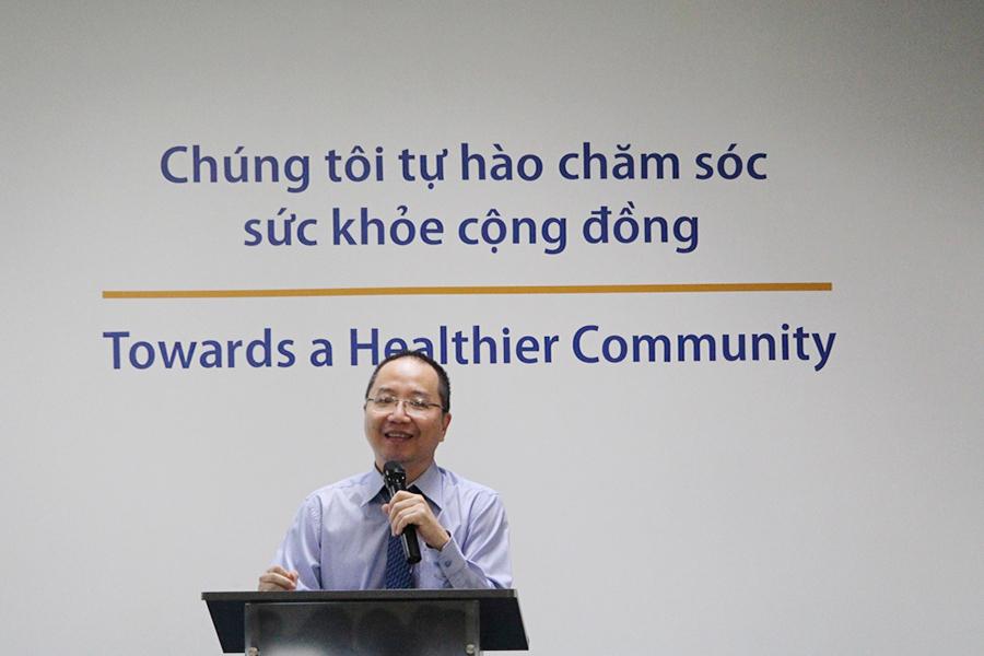 Hội nghị Khoa học Điều dưỡng BIH 1